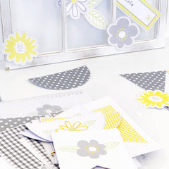Daisy Chains Printable DOwnlaods ready to cut out - The Printable Place