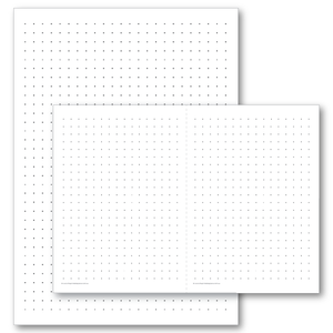 Free Bullet Journal Printable Template Download Dot Grid