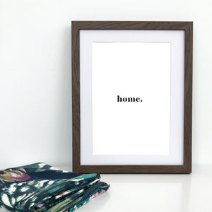 Home Wall Print Download - The Printable Place