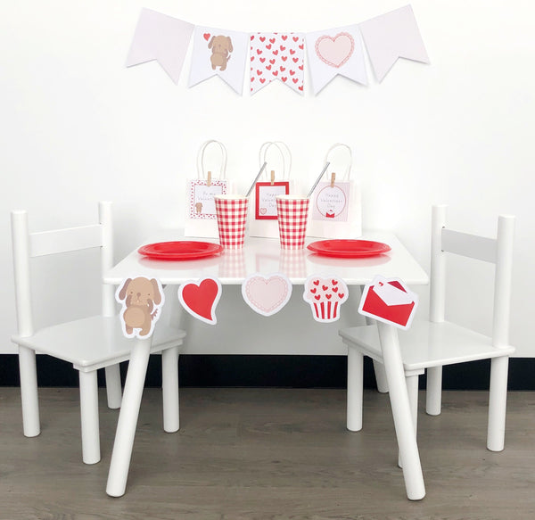 Cute Valentines Day Printable | The Printable Place