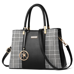 Women Leather Designer Luxury Handbags