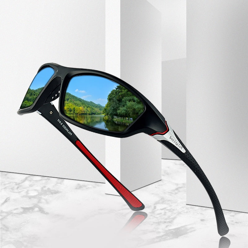 100% UV400 Polarized Driving Sun Glasses For