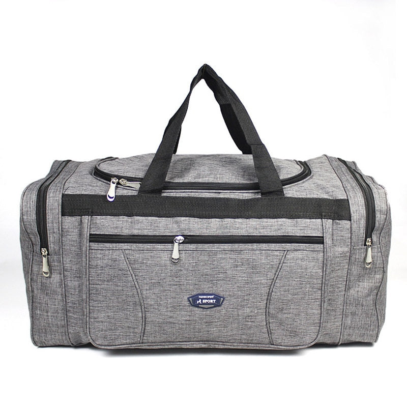 Oxford Travel Duffel Bag Large Capacity Gym Sport Bag