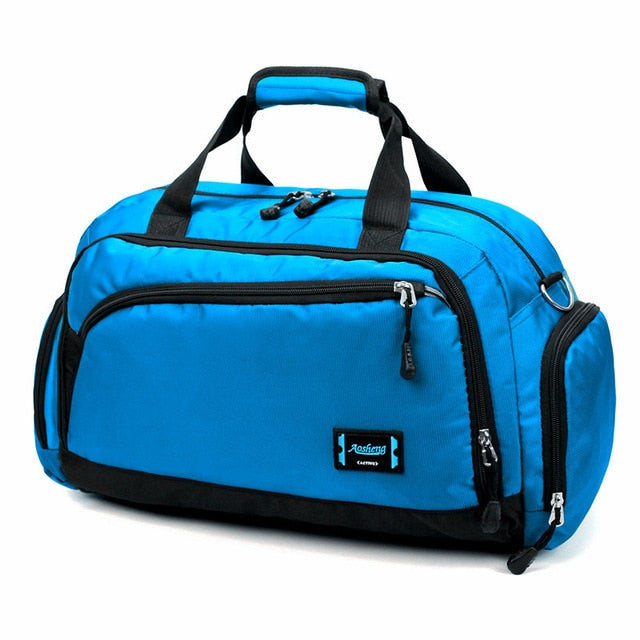 Hot Waterproof Nylon Travel Handbag Vintage casual Duffel