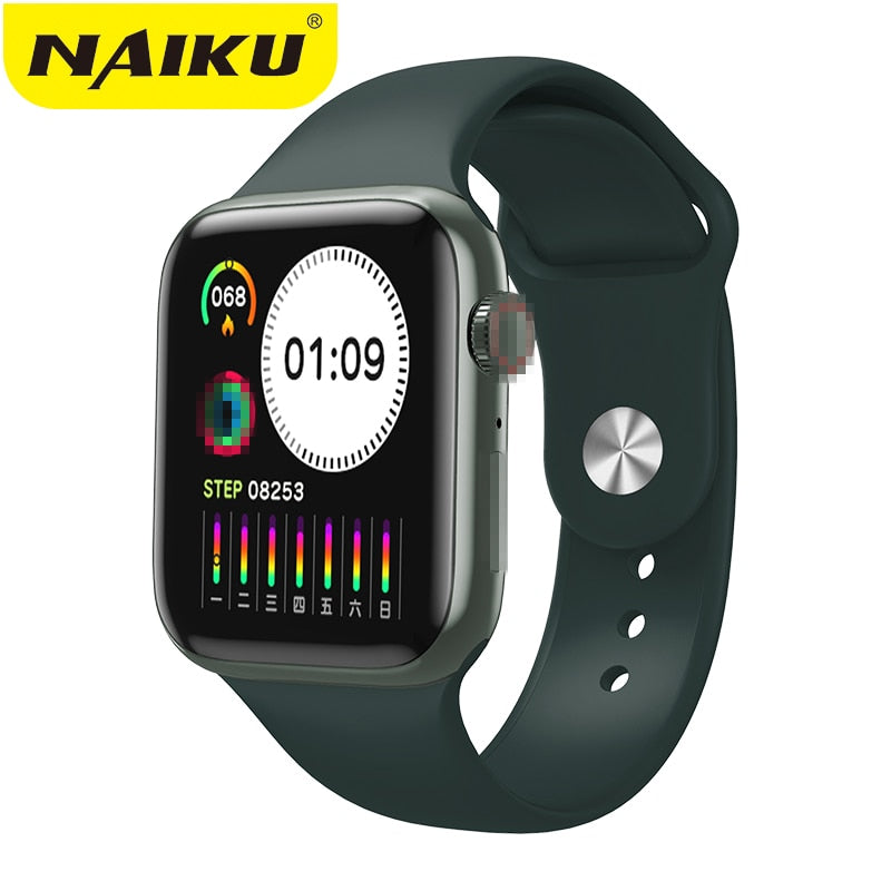 NAIKU Heart Rate  Smart Watch for women/men for Apple IOS