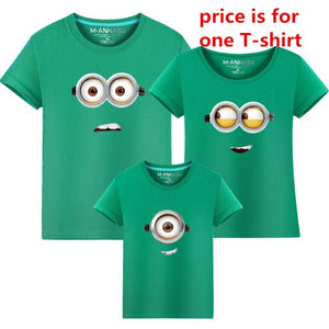 Brand 1piece Family Matching Outfits tal mae tal filha T Shirts
