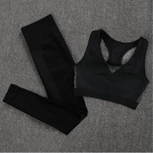 High Waist Seamless Leggings For Women Hollow out Gym legging  Plus Size Super Stretchy Fitness leggings Jogging Trousers