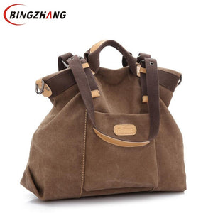 Fashion 3/Zipper Women Shoulder Leather Handbags