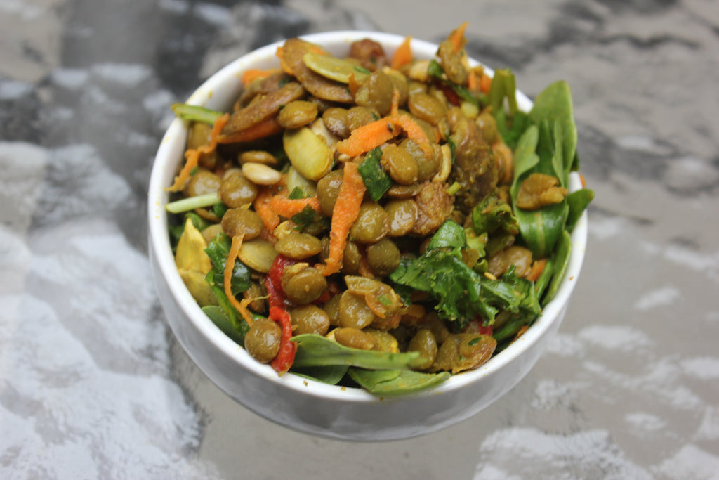 Gut-Healthy-Protein-Filled-Salad