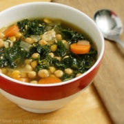 Spicy Chickpea Soup For Your Ghrelin