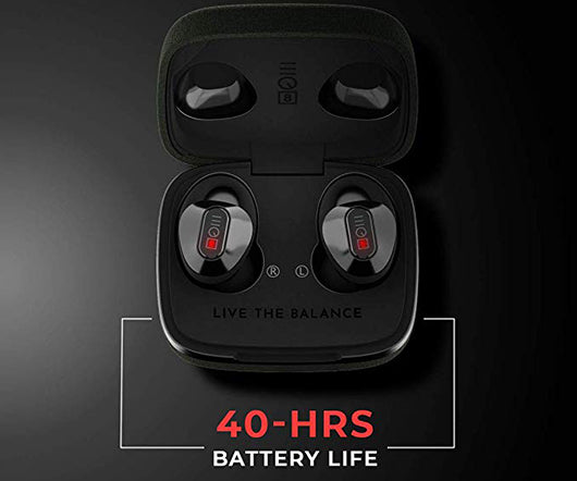 EQ8 True Wireless Earbuds