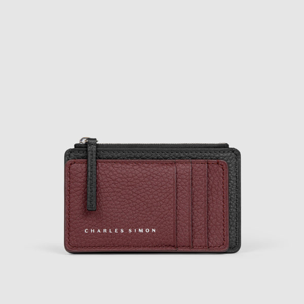 James Duo - Zipped card holder