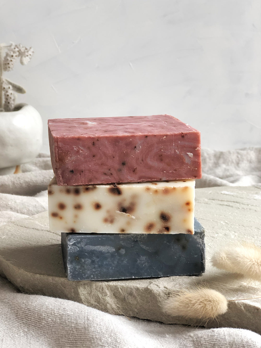 cold pressed botanical soap