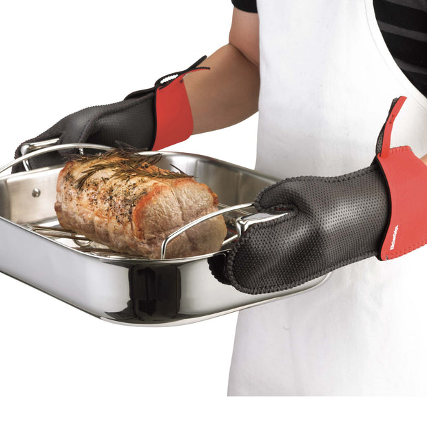 Kitchen Grips FLXaPrene Large Chefs Mitt - Cuisipro USA