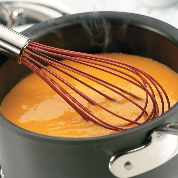 Cuisipro Frosted Silicone Balloon Whisk