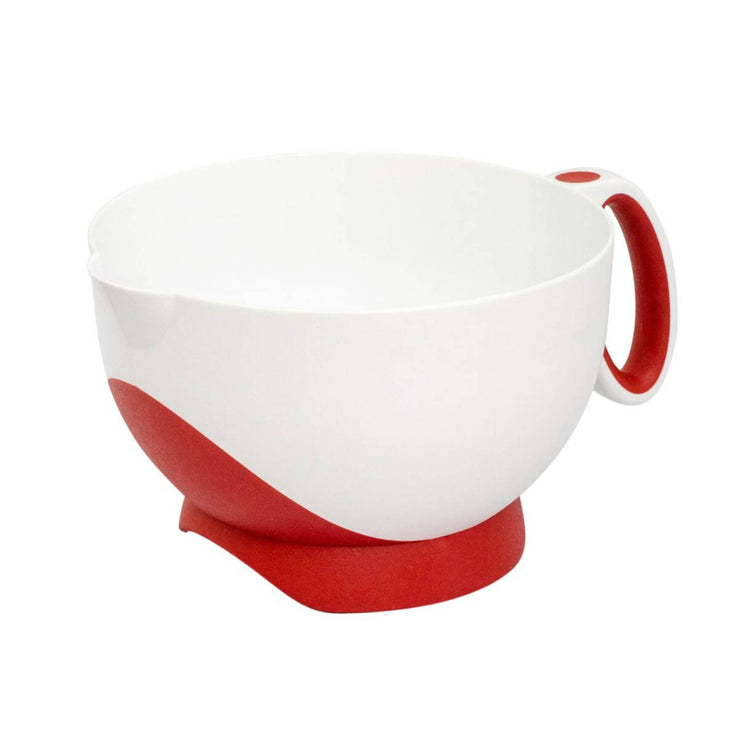 Cuisipro Red Deluxe Batter Bowl - Cuisipro USA