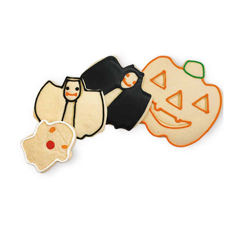 Cuisipro Nested Halloween Cookie Cutter Set - Cuisipro USA