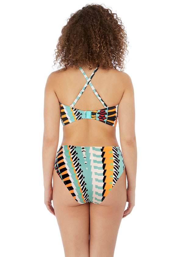 Bassline High Waist Bikini Brief