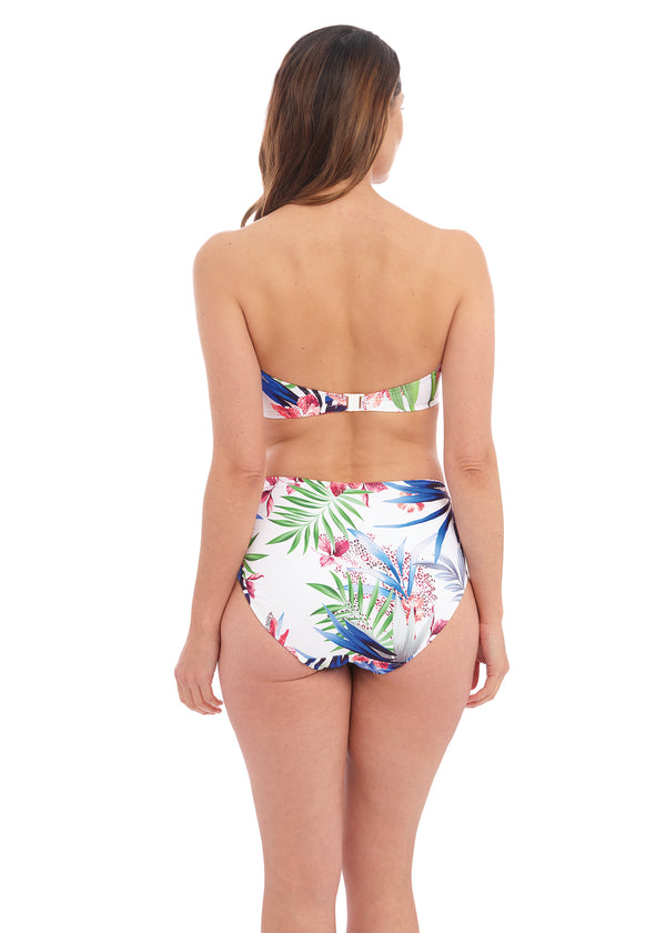 Santa Catalina Full Bikini Brief Blue Depth