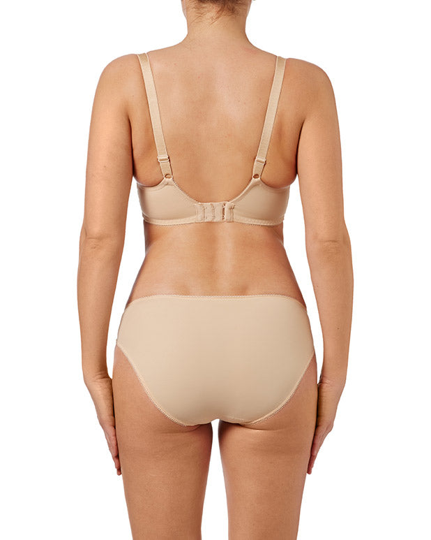 Rebecca Moulded Spacer Bra Nude