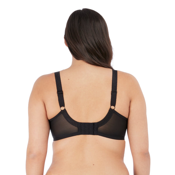Molly Underwire Nursing Bra Black