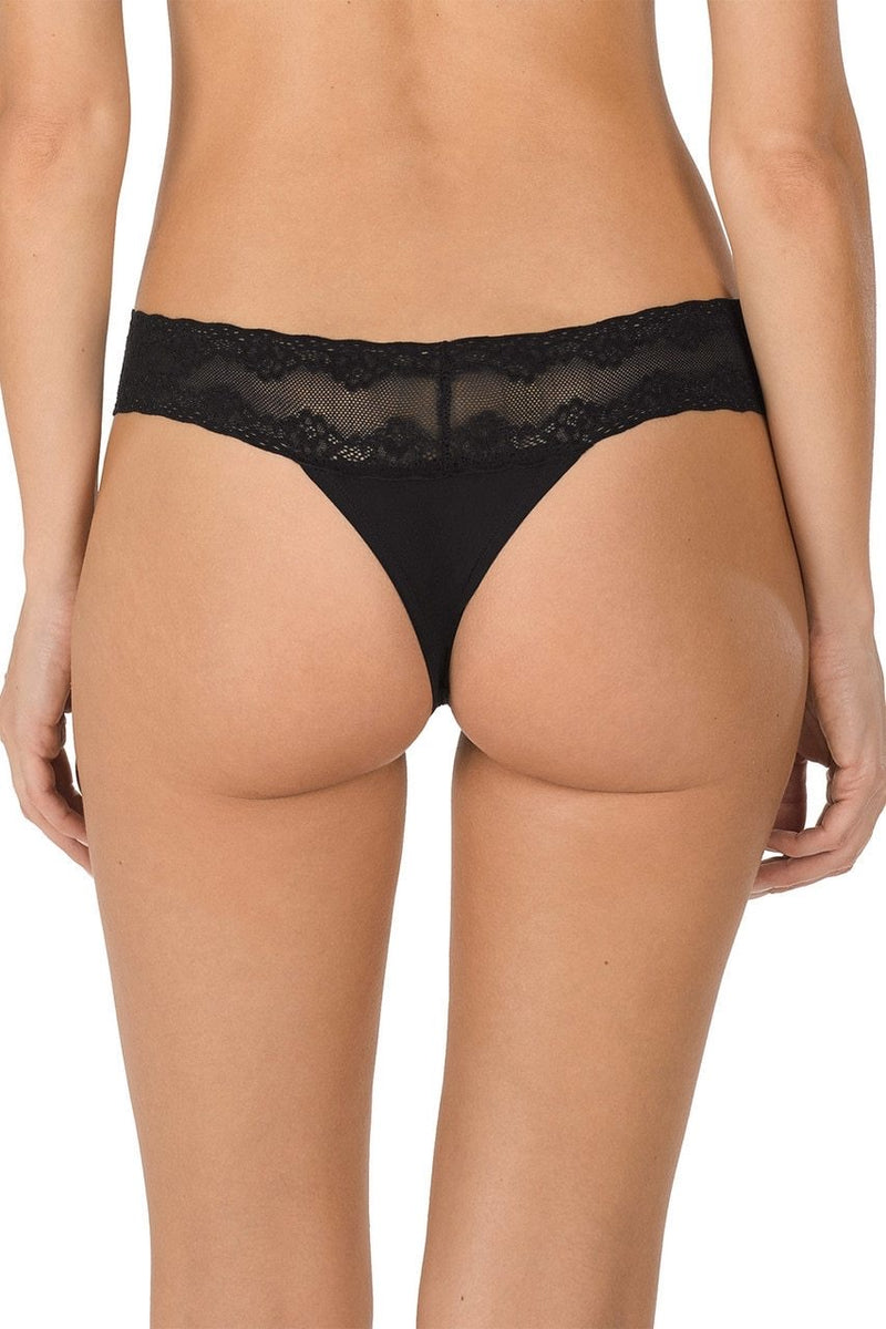 Thong Bliss Perfection Black