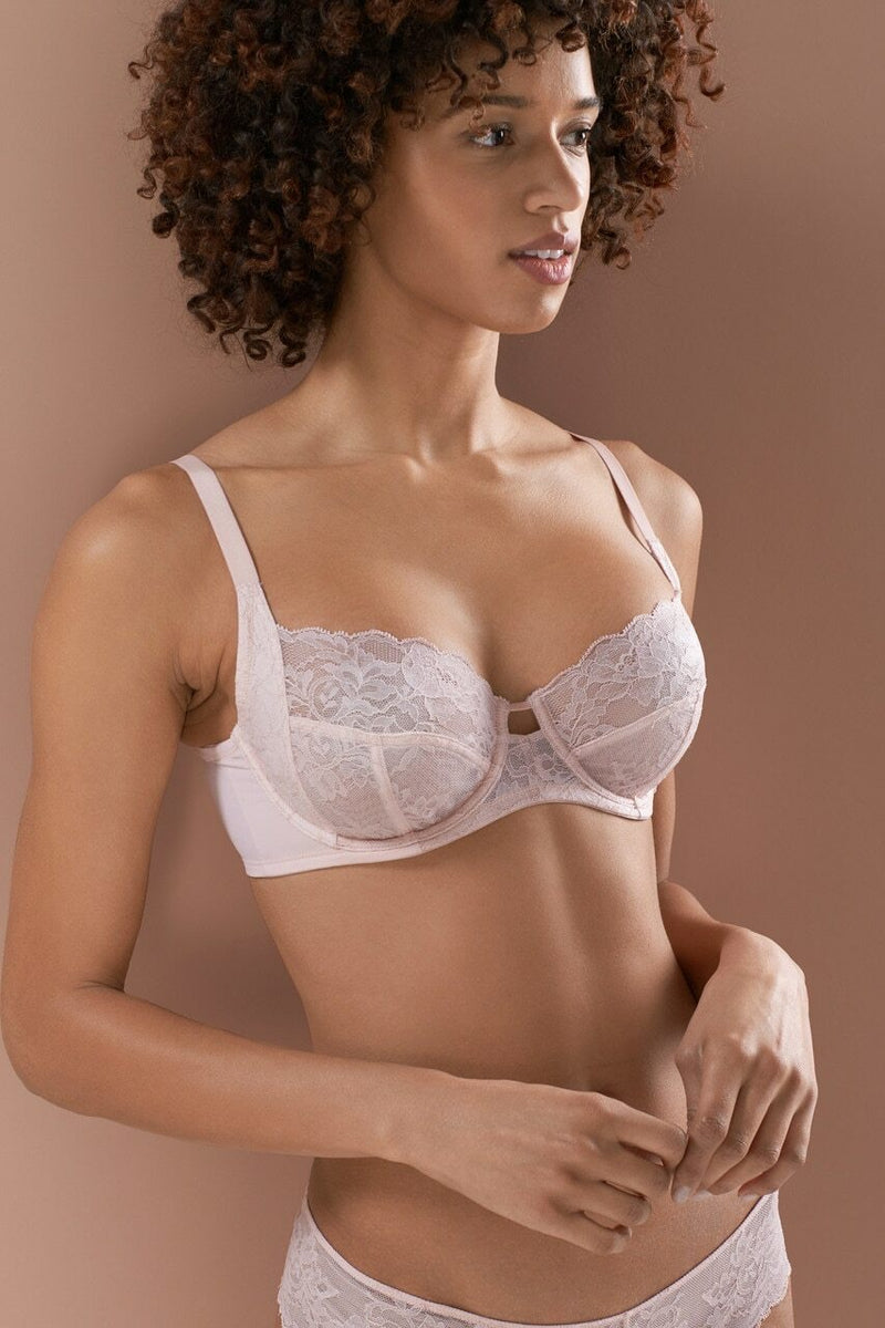 Statement Full Fit Bra Cameo Rose