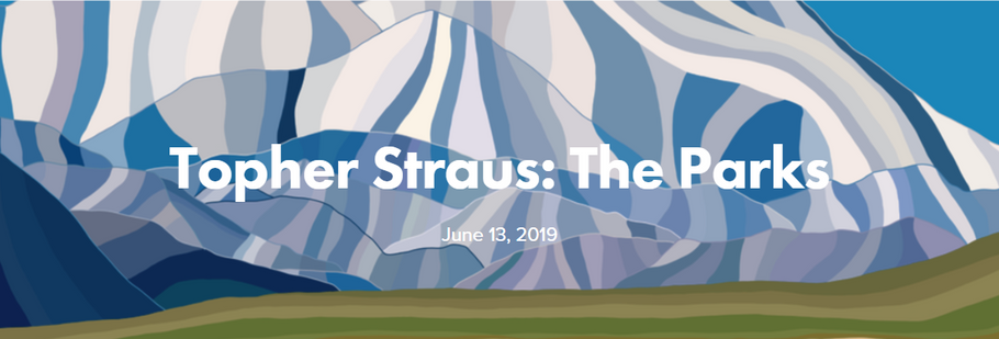 "Topher Straus Presents: ""The Parks"" Closing Reception at the American Mountaineering Museum"