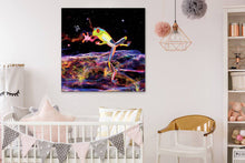 Load image into Gallery viewer, Space Frog by Topher Straus - Topher Straus Fine Art