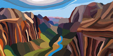 Load image into Gallery viewer, Zion National Park - Topher Straus Fine Art