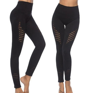 New Vital Seamless Gym/Yoga Pants Girl Yogapants supprstore Black L/XL