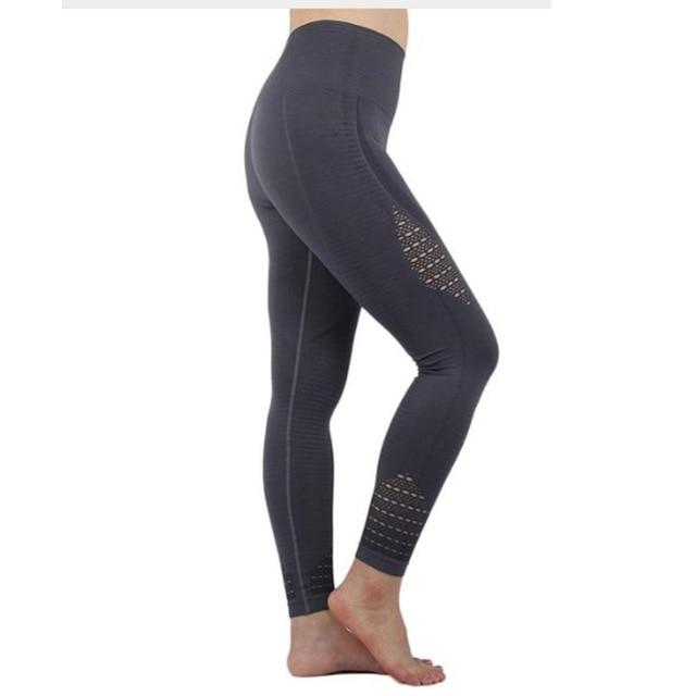 New Vital Seamless Gym/Yoga Pants Girl Yogapants supprstore Gray L/XL