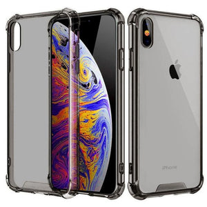 Shockproof Bumper Transparent Silicone Phone Cover For iPhone 11 X XS XR XS Max 8 (Multiple Colors) accessory SupprStore For iphone 8 Plus T2