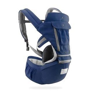 No.1 Premium Convertible Baby Carrier Backpack accessory SupprStore Navy Blue