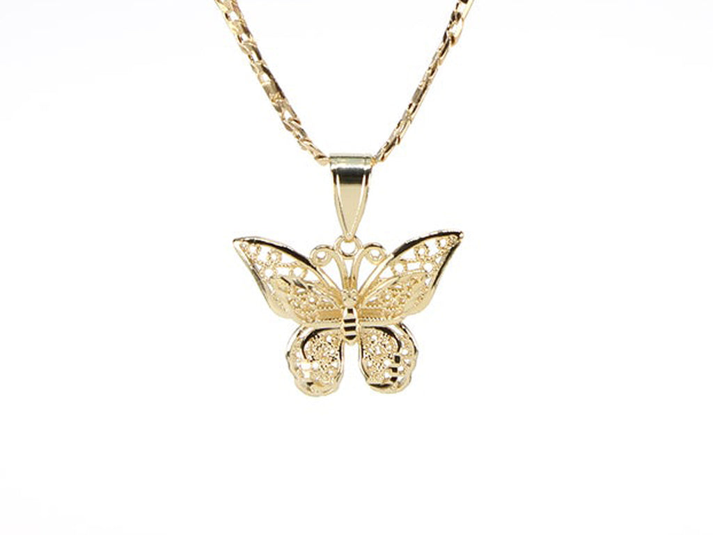 Butterfly Princess Necklace