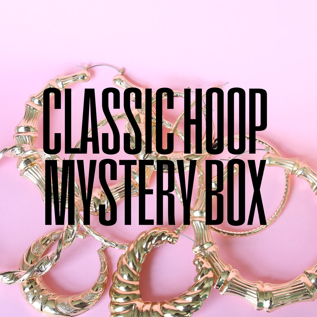 Classic Hoop Mystery Box