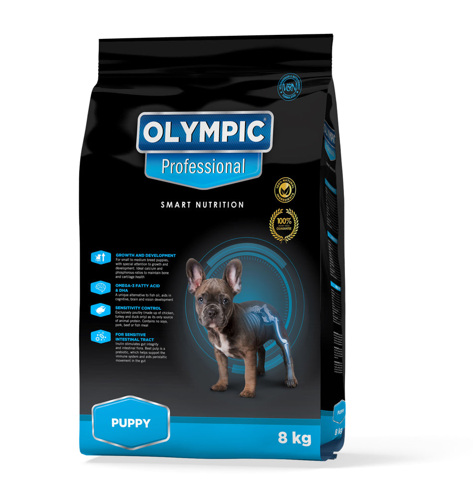 Olympic Professional Puppy(Small to Medium) Dog Food
