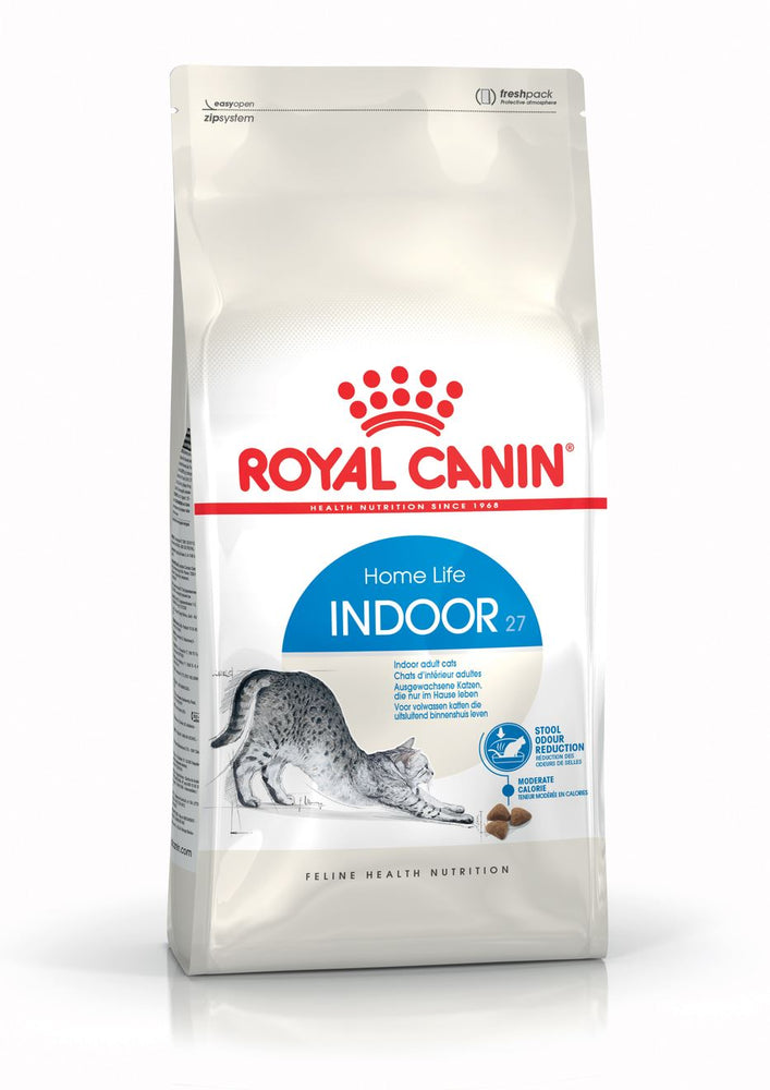 ROYAL CANIN Health Indoor Cat Food Dropawf