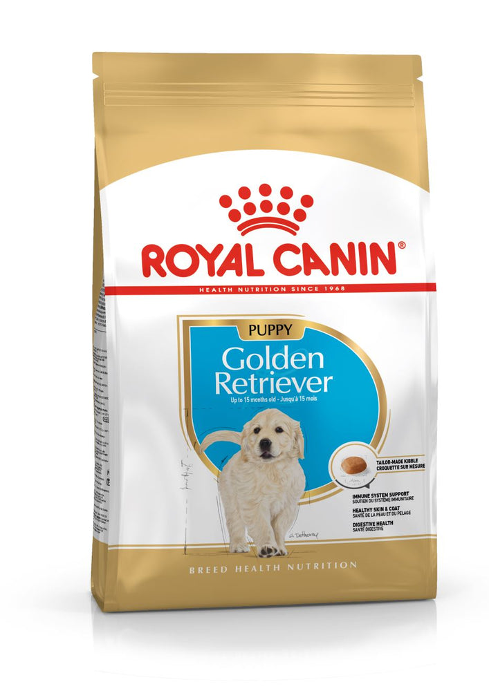ROYAL CANIN Golden Retriever Junior Puppy Food