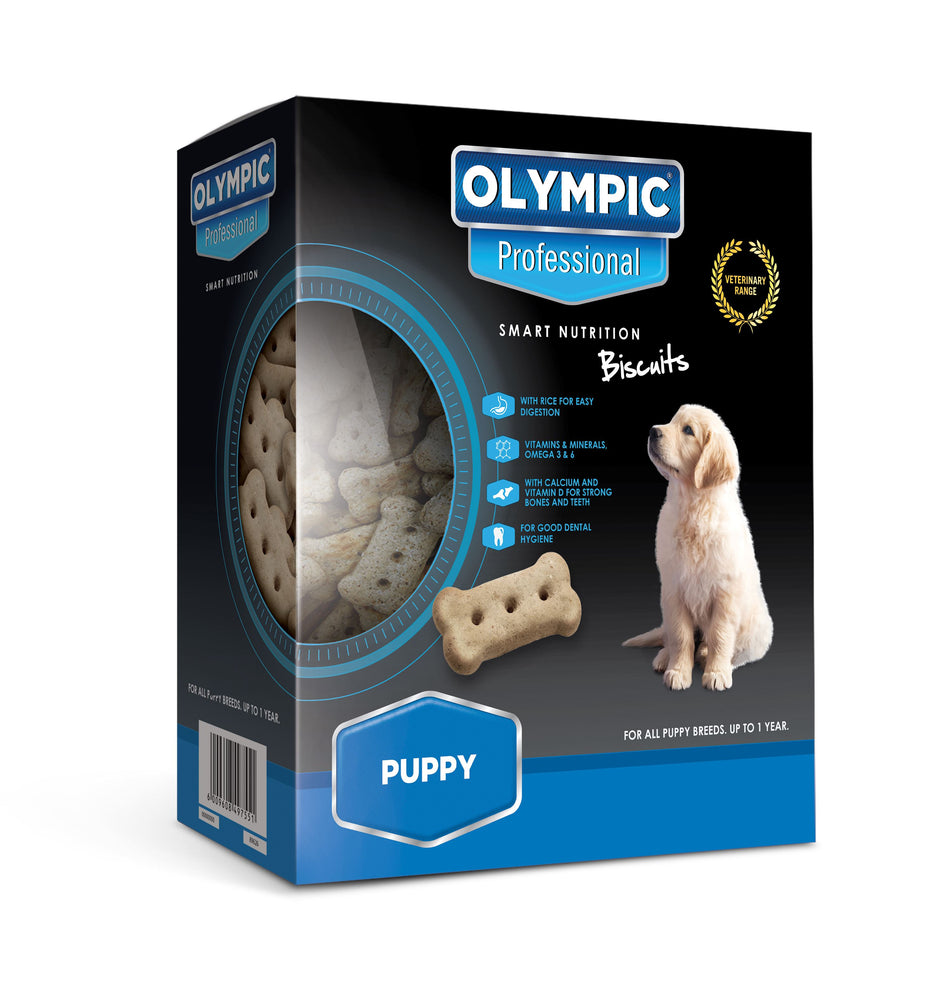 Olympic Professional Puppy Dog Biscuits (1KG)