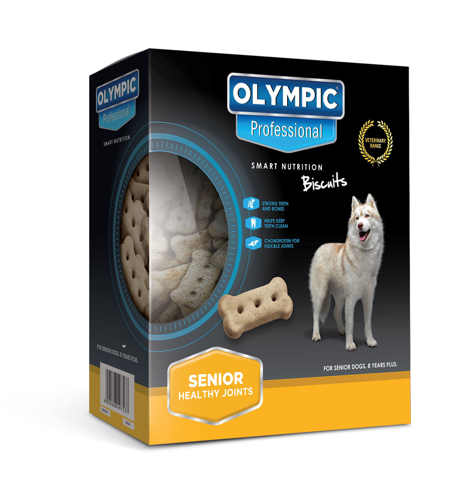 Olympic® Professional Supreme Creamy Yoghurt Dog Biscuits (1KG)