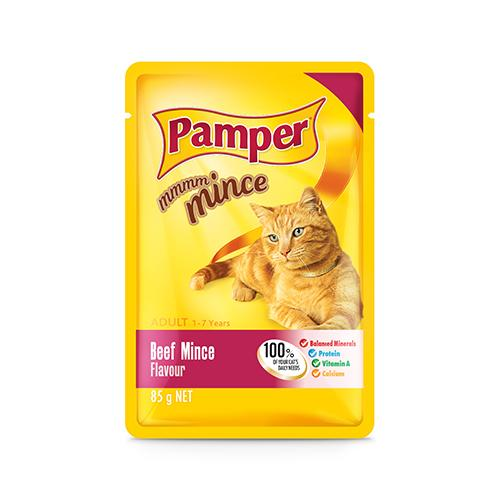 Pamper Adult Wet Food Pouches | 8 x 85 Grams