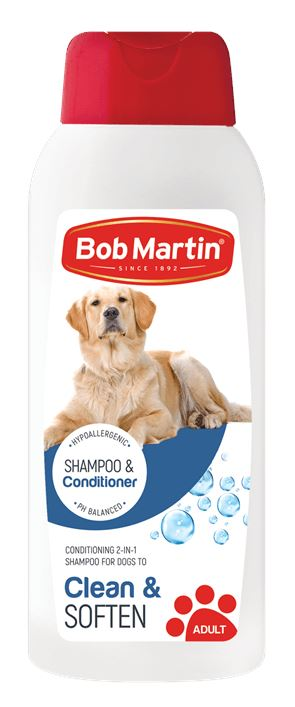 Bob Martin Dog Shampoo & Conditioner - 400ML