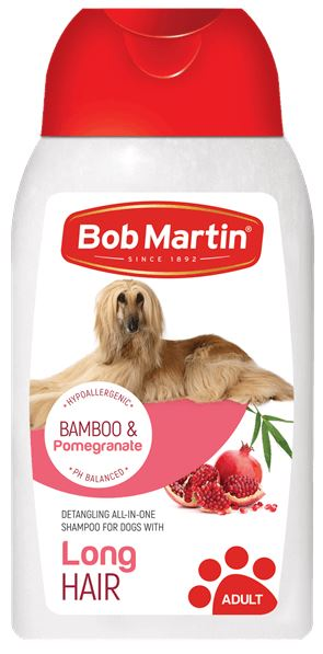 Bob Martin All In 1 Dog Shampoo - Bamboo & Pomegranate - 300ML