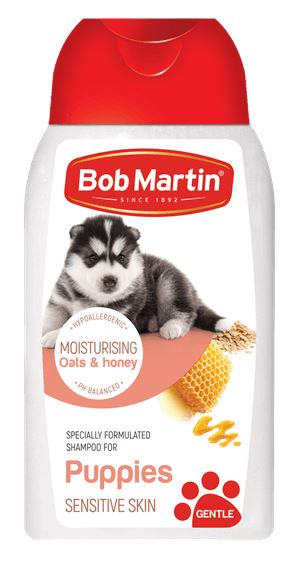 Bob Martin Puppy Shampoo - Oats & Honey - 200ML Dropawf
