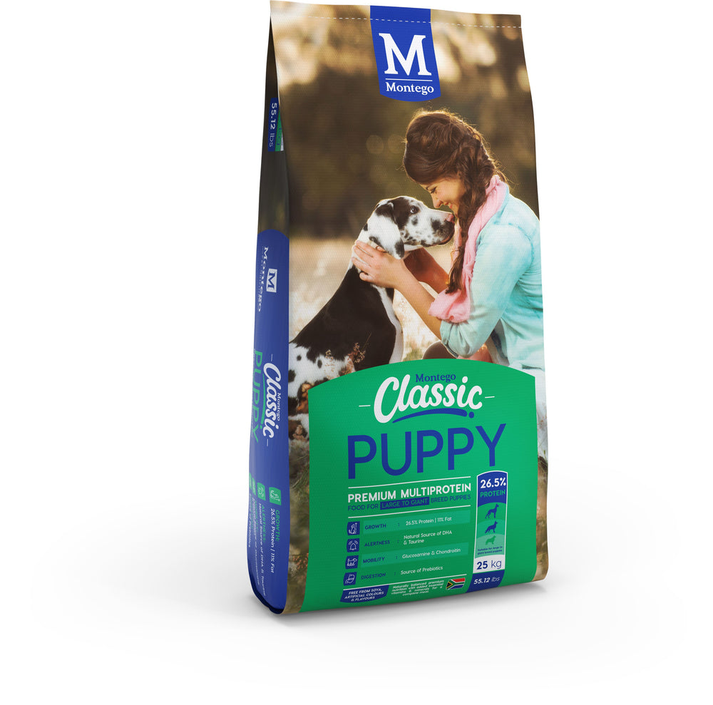 Montego Classic Large Breed Puppy Food