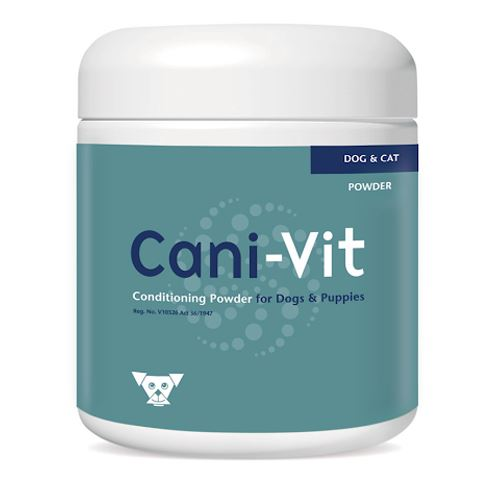 Cani-Vit Dog Supplement 250 Grams