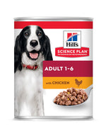 Hills Science Plan Adult Wet Food with Chicken Dropawf