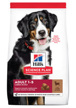 Hill's Science Plan Lamb & Rice Large Adult Dog Food