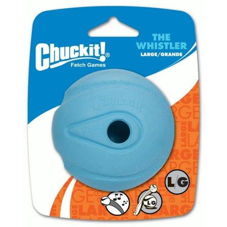 Chuckit! Whistler Ball Dog Toy Dropawf